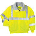 Enhanced Visibility Challenger Jacket Reflective Taping
