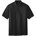 Starbucks Men's Silk Touch Short Sleeve Polo